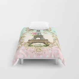 Bonjour Paris Comforters