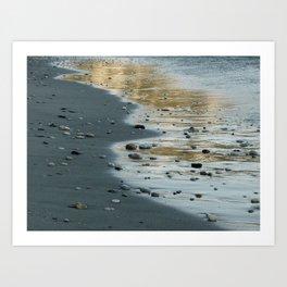 Beach Art Print