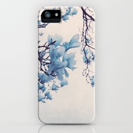blue friday iPhone Case