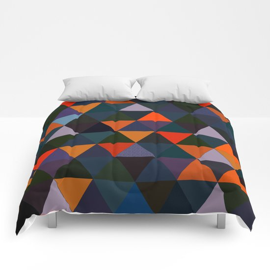 Abstract #273 Comforters