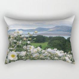 Menai Straits Rectangular Pillow