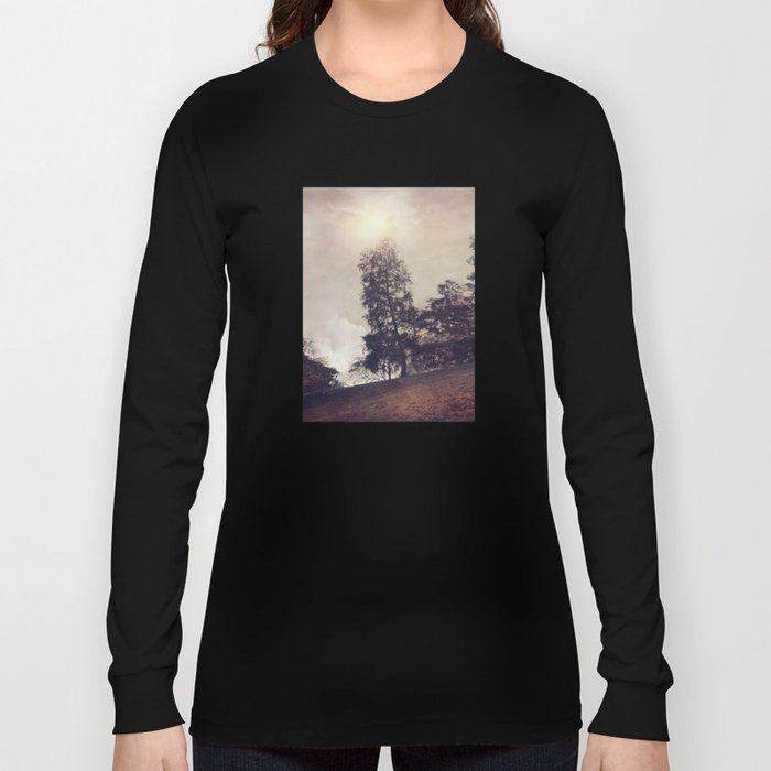 Sun & Trees Long Sleeve T-shirt