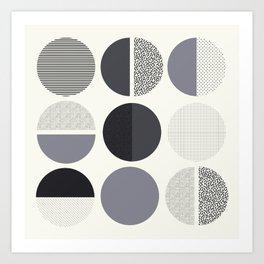 Consentrik Art Print