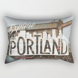 Explore Portland Rectangular Pillow