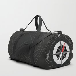 Compass Topography Duffle Bag