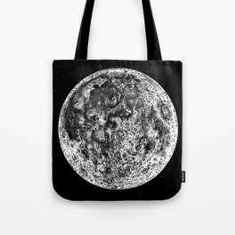 Moon 2 Tote Bag