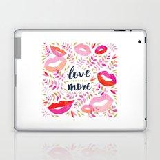 Love Yourself More #inspirational #society6 #decor Laptop & iPad Skin