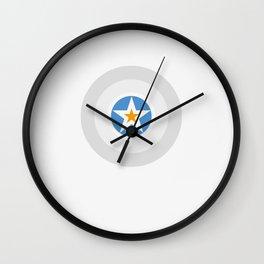 Heroic Moment Wall Clock