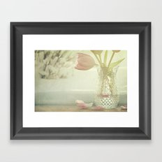 Make it Spring... Framed Art Print