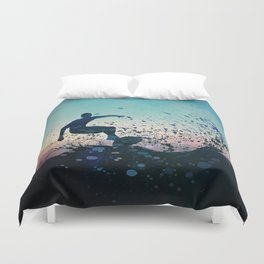 Waverider Duvet Cover
