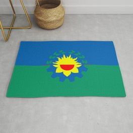flag of Buenos Aires (Province) Rug