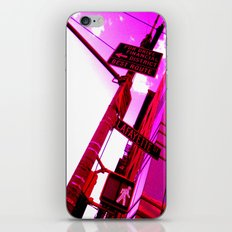Best Route iPhone & iPod Skin