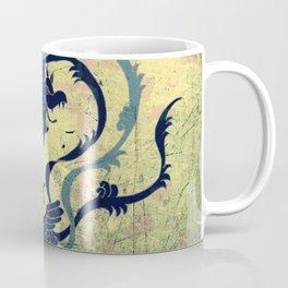 myth of dragon and the Phoenix Coffee Mug