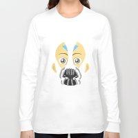 aang Long Sleeve T-shirts featuring Baang by Cxameron