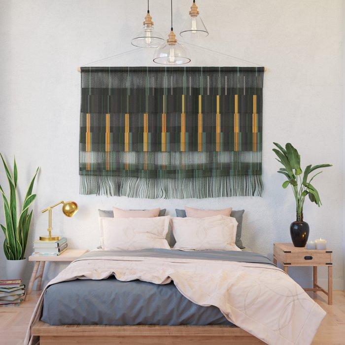 Kaleidoscope | Floribunda Wall Hanging