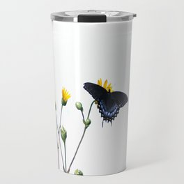 Butterfly Prairie Travel Mug