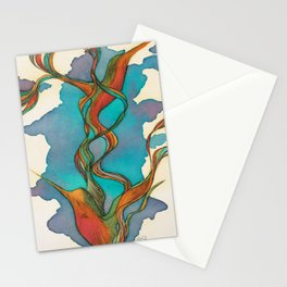 Vuelo de colibrí. 7 Stationery Cards