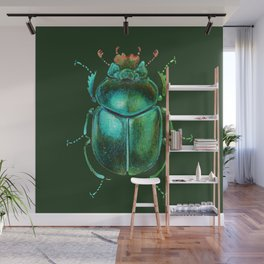 Beetle 20 Wall Mural