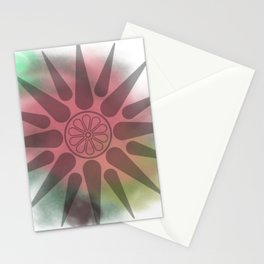 Macedonian watercolor Stationery Cards