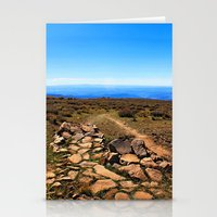 utah Stationery Cards featuring Utah by Chris Root