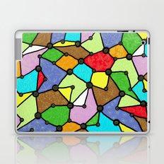 Yzor pattern 130001 Connexions  Laptop & iPad Skin