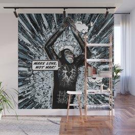 Don't Shoot (make love) Wall Mural
