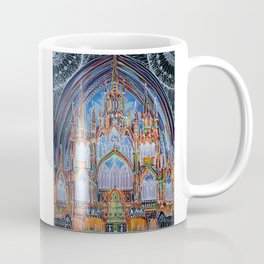 Gothic Lights Coffee Mug