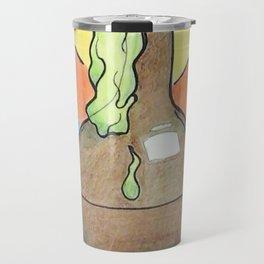 Beaker Travel Mug
