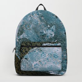 Full Wolf Moon Backpack