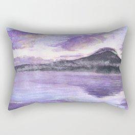 Mount Fuji Rectangular Pillow