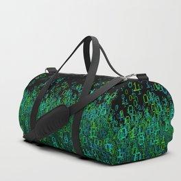 Binary Cloud Duffle Bag