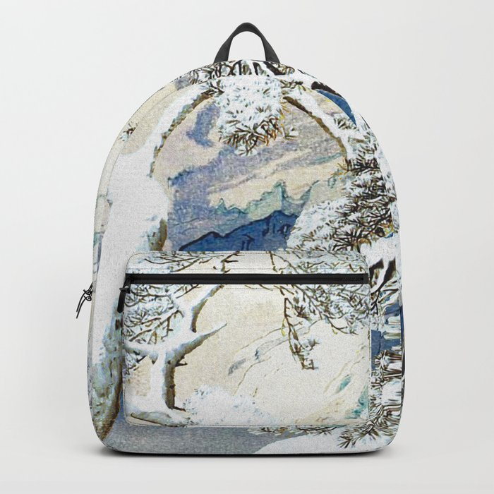 The Snows at Kenn Backpack