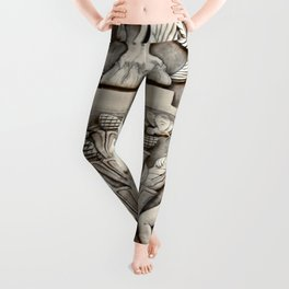 First National Facade Leggings