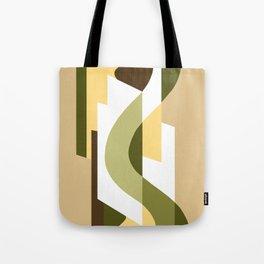 SUISSE - Art Deco Modern: LATE AUTUMN Tote Bag