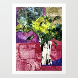 Bouquet 1 Art Print