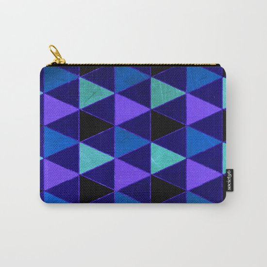 Abstract #471 Carry-All Pouch