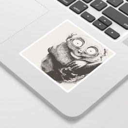 Tarsier Sticker