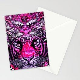 Dragon Midas Fuchsia  Stationery Cards