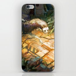 First Contact iPhone Skin