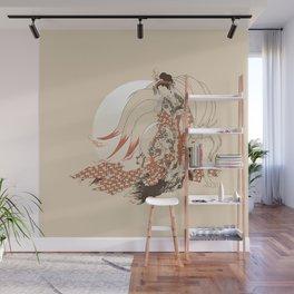 Ninetales Daji Wall Mural