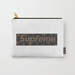 supreme brown Carry-All Pouch
