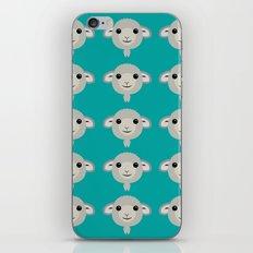 Basic Sheep - 4 iPhone & iPod Skin