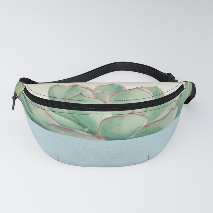 Succulent Dip III Fanny Pack