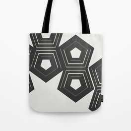 Abstract Pattern Polygon #society6 #decor #buyart Tote Bag