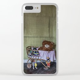 Children's room Clear iPhone Case