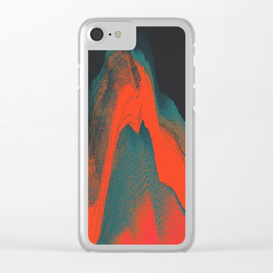 Idiosyncrasy Clear iPhone Case