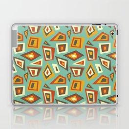 African Abstract Geometric Retro Laptop & iPad Skin