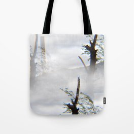 Its Raining Out Side Tote Bag