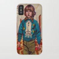 kubrick iPhone & iPod Cases featuring *Hiss* *Crakle* Mr. Kubrick... *Crakle* by LeKolora