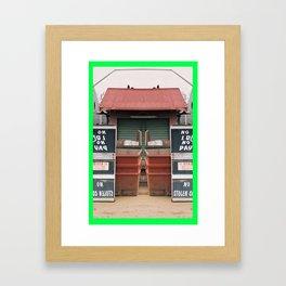 Silwertin Framed Art Print